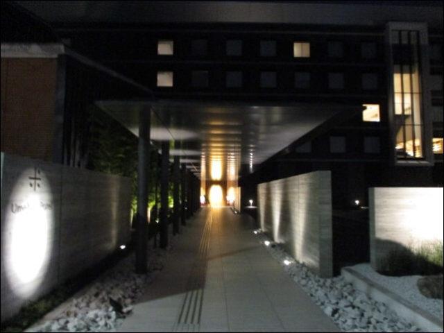 梅小路ポテル京都の夜