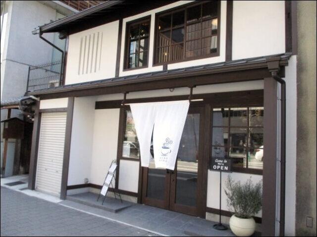 【モノモノカフェ】(MONO MONO CAFE)に到着!