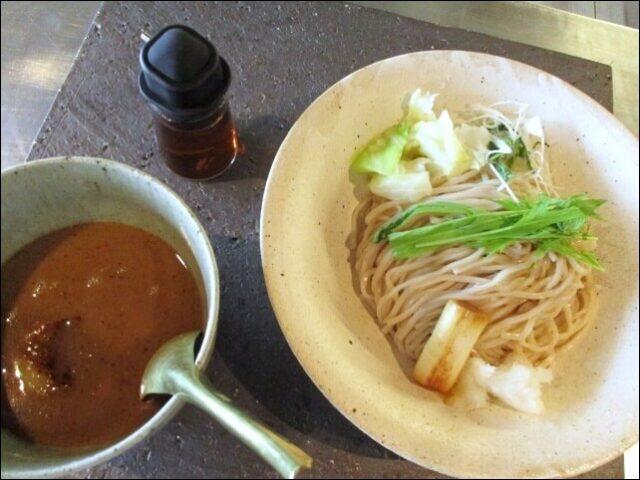 【すがり (京都 高倉六角)】<鶏つけ麺>を食べてみた!