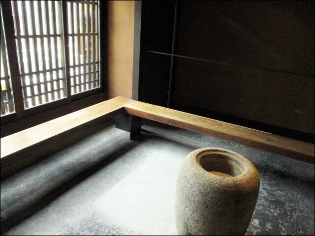 すがり (京都 高倉六角)の待合室