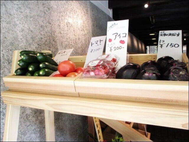 【一汁一菜】で買える新鮮な野菜♪