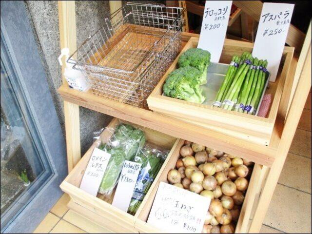 【一汁一菜】で買える京都の野菜